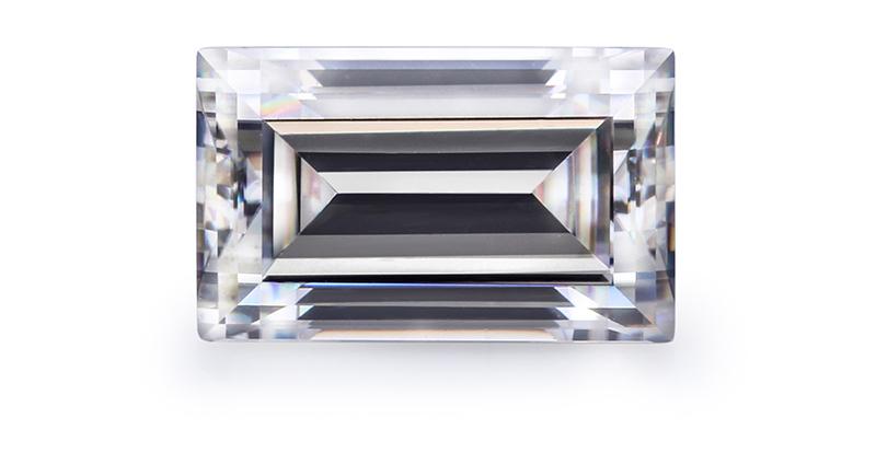 Bagietka - kształt szlifu diamentowego