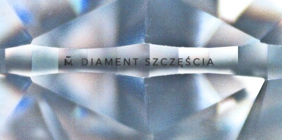Szczęście - z diamentem Ci go nie zabraknie.... Laserowa inskrypcja na rondyście diamentu.