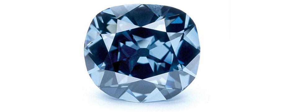 Diament Blue Hope - 45.52 ct