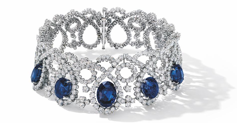 Zjawiskowy naszyjnik Cartier'a sprzedano za 1,83 miliona franków !